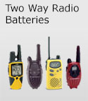 Two Way Radio Batteries