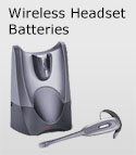 Wireless Headset Batteries