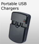 Portable USB Chargers