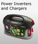 Power Inverters and Chargers