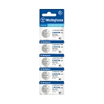 Westinghouse CR2016 3V Lithium Button Cell 5pk