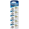 CR1620 3 Volt Lithium Button Cell 5 Pack