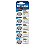 CR2032 3 Volt Lithium Button Cell 5 Pack