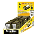 28 LED Worklight Camo Display of 12