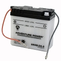 6N4B-2A-3 Conventional Battery