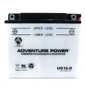 UB16-B Conventional Battery