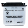 UB16B-A 12 Volt 16 Amp Conventional Battery