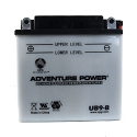 UB9-B Conventional Battery