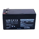 Universal Power 12 Volt 1.30 Amp AGM Sealed Lead Acid with F1 Terminal