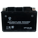 UT12A-BS Powersport Battery