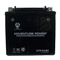 UTX14-BS Powersport Battery