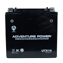 UTX14 Powersport Battery