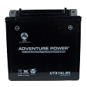 UTX14L-BS Powersport Battery