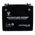 UTX20HL-BS Powersport Battery
