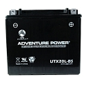 UTX20L-BS Powersport Battery