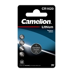 Camelion CR1620 3 Volt Lithium Button Cell