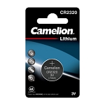 Camelion CR2320 3 Volt Lithium Button Cell