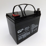 GP-12-35 Sealed Lead Acid Battery (12V 35Ah)