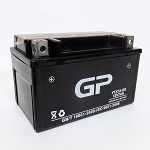 GP7A-BS Dry Charge Battery (12V 6AH)