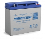 Power Sonic PS-12200 12Volt 20Ah Nut & Bolt Terminal