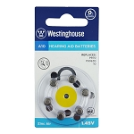 Westinghouse Zinc Air A10 Hearing AID Battery