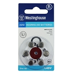 Westinghouse Zinc Air A312 Hearing AID Battery