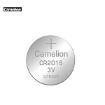 Camelion CR2016 3 Volt Lithium Button Cell 1 Pack