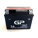 GP4L-BS  Dry Charge Battery (12V 3AH)