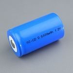 Ni.Cd-D 5000mAh Flat Top