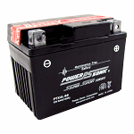 Power Sonic PTX4L-BS Power Sport Battery