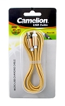 Nylon 3 Foot Micro USB Charging Cord Blister Pack