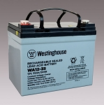 Westinghouse WA-12-35 Sealed Lead Acid Battery (12V 35Ah)