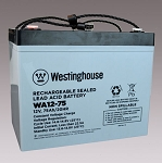 Westinghouse WA1275-F11(M6) Sealed Lead Acid Battery (12V 75Ah)