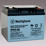 Westinghouse WA12-40 Sealed Lead Acid Battery (12V 40Ah)