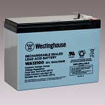 Westinghouse WA12100S Sealed Lead Acid Battery (12V 10Ah)