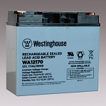 Westinghouse WA12170 Sealed Lead Acid Battery (12V 17Ah)