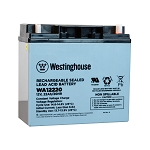 Westinghouse WA12220Sealed Lead Acid Battery (12V 22Ah)