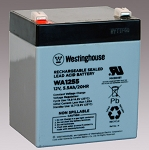 Westinghouse WA1255 Sealed Lead Acid Battery (12V 5Ah)