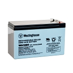 Westinghouse WA1280 Sealed Lead Acid Battery (12V 8Ah)