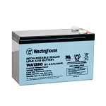 Westinghouse WA1290 Sealed Lead Acid Battery (12V 9Ah)