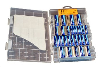 Westinghouse Dynamo Alkaline 48 pc. Battery Variety Pack