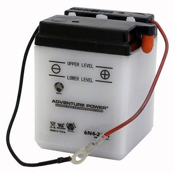 6N4-2A-5 Conventional Battery