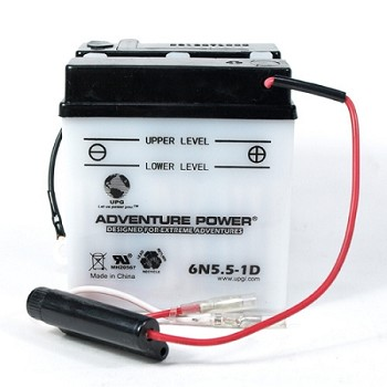 6N5.5-1D Conventional Battery
