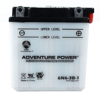 6N6-3B-1 Conventional Battery