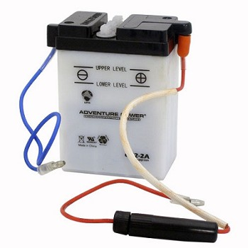 6N2-2A Conventional Battery