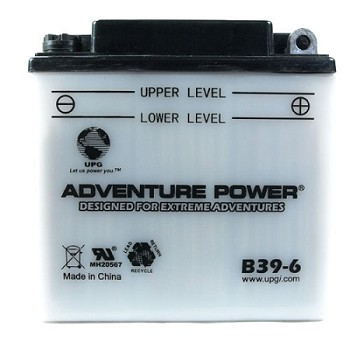 B39-6 Conventional Battery