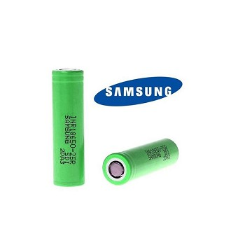 SAMSUNG 25R INR18650-25R 2500mAh Li-Ion Rechargeable Battery