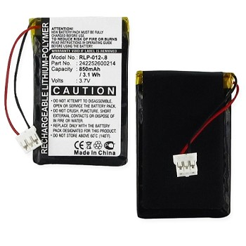 PHILIPS 242252600214 REMOTE CONTROL 3.7V 850MAH LI-POL BATTERY