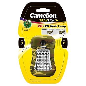 28 LED Worklight Camo