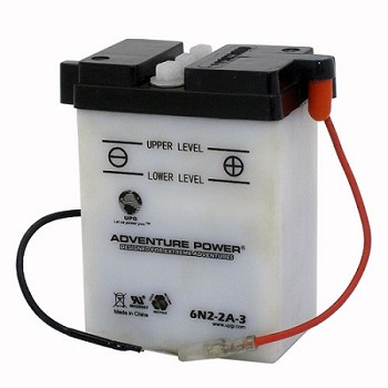 6N2-2A-3 Conventional Battery